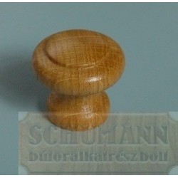 Fenyő gomb fogantyú 27mm