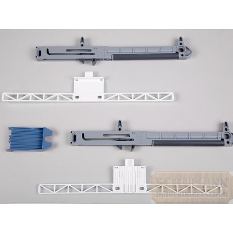 Önbehúzó adapter fém fiókhoz