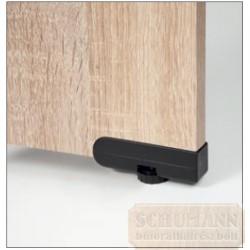 Szintezőláb 19 és 25mm-es bútorlaphoz