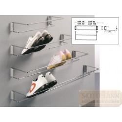 Teleszkóposan állítható cipőtartó